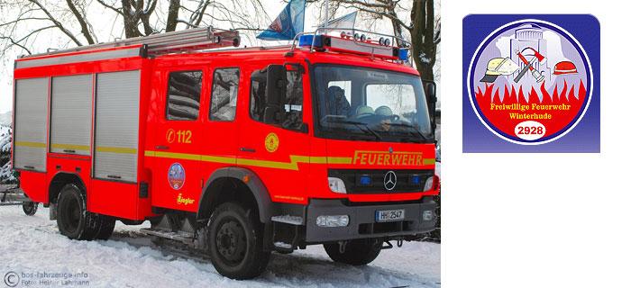 ***Feuerwehr der Woche: Hamburg-Winterhude***