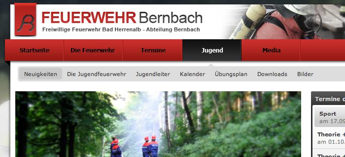 ***Feuerwehr des Monats: Feuerwehr Bernbach (BW)***