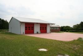 Neues Gerätehaus in Niehuus eingeweiht
