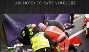 "Bildschirmfoto Youtube ""An hour to save your life"". Quelle: Selbst erstellt"