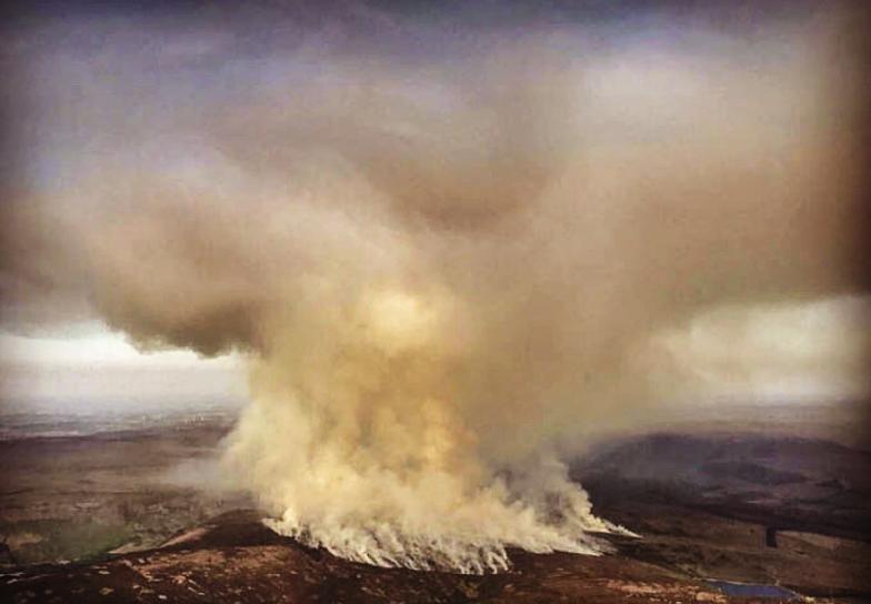 Winterzeit – Flächenbrandzeit